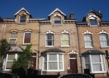 Thumbnail 1 bedroom flat to rent in Raleigh Road, St Leonards, Exeter, Devon