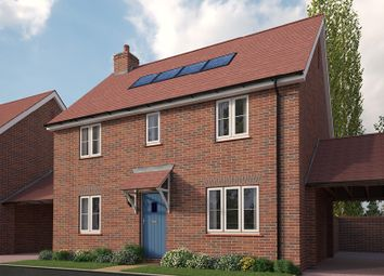 Thumbnail 3 bed semi-detached house for sale in The Colwood, Kilns Gate, Wyvern Way, Burgess Hill