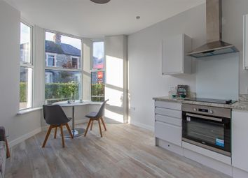Thumbnail 1 bedroom flat to rent in Wyndham Crescent, Canton, Cardiff