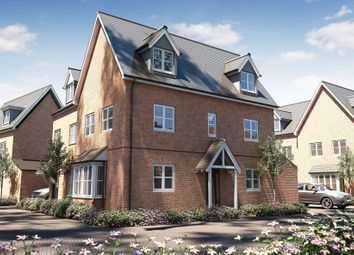 "Thumbnail 3 bedroom semi-detached house for sale in ""The Portland"" at Pershore Road, Evesham"