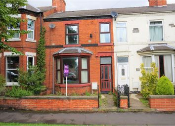 Thumbnail 3 bed terraced house for sale in Earlsgate, Scunthorpe