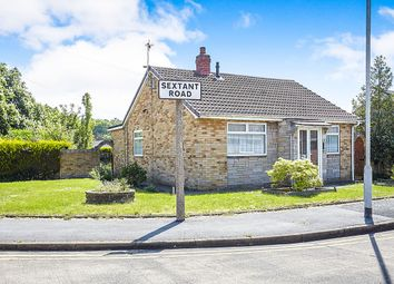 Thumbnail 2 bed bungalow for sale in Sextant Road, Hull