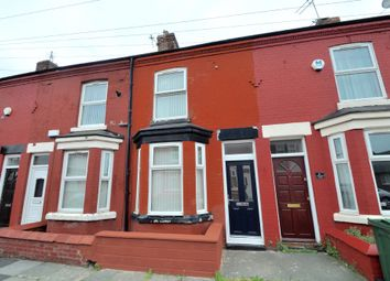 Thumbnail 2 bed terraced house to rent in Briardale Road, Wallasey