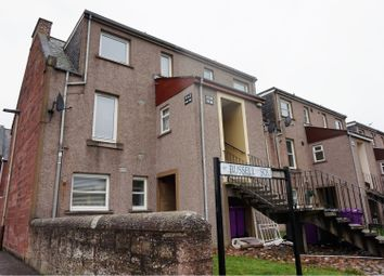 Thumbnail 2 bed maisonette for sale in Russell Square, Arbroath