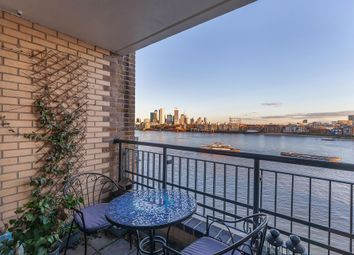 Thumbnail 2 bedroom flat for sale in Towerside, Wapping High Street, London