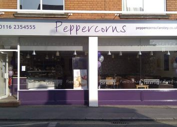 Thumbnail Restaurant/cafe for sale in Bradgate Road, Anstey, Leicester