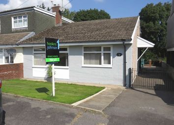 Thumbnail 3 bed semi-detached bungalow to rent in Westfield Road, Glyncoch, Pontypridd