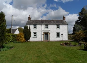 Thumbnail 4 bed farmhouse for sale in Johnstonebridge, Lockerbie, Dumfries And Galloway.