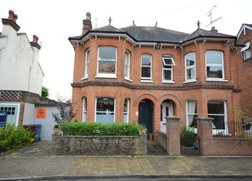 Thumbnail 4 bed semi-detached house for sale in Lansdowne Road, Aldershot, Hampshire
