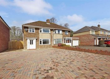 Thumbnail 3 bed semi-detached house for sale in Beechcroft Road, Stratton, Wiltshire