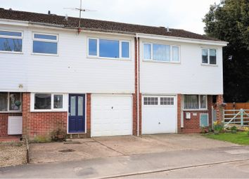 Thumbnail 3 bed terraced house for sale in Fields Oak, Blandford Forum