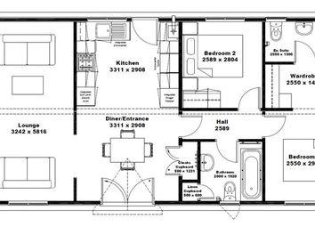 Thumbnail 2 bed mobile/park home for sale in Wessex Park, Bullington Lane (Ref 5448), Sutton Scotney, Winchester