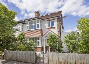 Thumbnail 5 bedroom semi-detached house for sale in West Park Avenue, Kew, Richmond