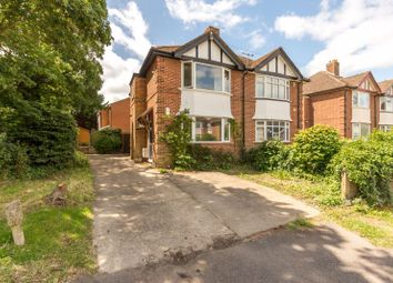 Thumbnail 2 bed flat for sale in Merewood Avenue, Headington, Oxford