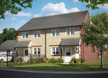 Thumbnail 3 bed semi-detached house for sale in High Street, Watchfield