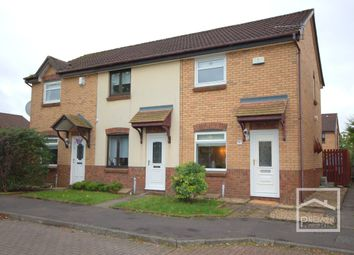 Thumbnail 2 bed end terrace house for sale in Walker Path, Uddingston, Glasgow