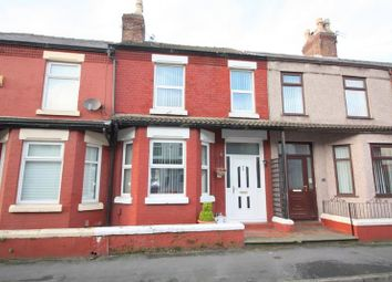 Thumbnail 3 bed terraced house for sale in Mount Street, Waterloo, Liverpool