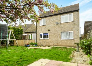 Thumbnail 3 bed detached house for sale in Gwyn Crescent, Fakenham