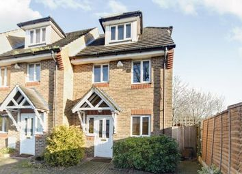 Thumbnail 3 bedroom end terrace house for sale in Shirley Road, Croydon