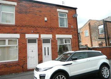 Thumbnail 2 bed terraced house to rent in Leaf Street, Reddish, Stockport