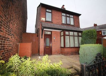 Thumbnail 3 bedroom detached house for sale in Bell Lane, Orrell, Wigan