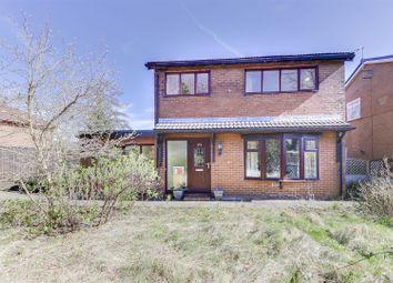 Thumbnail 3 bed detached house for sale in Helmshore Road, Haslingden, Rossendale