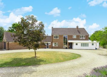 Thumbnail 5 bed detached house for sale in Creslow Way, Stone, Aylesbury