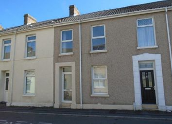 Thumbnail 2 bed terraced house to rent in Brynmor Road, Llanelli