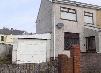 Thumbnail 3 bed terraced house for sale in Waengron, Cwmcelyn, Blaina. 3Lp.