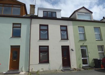 Thumbnail 3 bed terraced house for sale in Porthyfelin, Holyhead, Anglesey