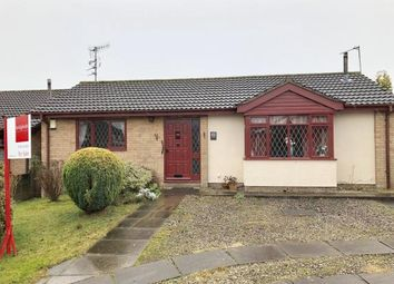 Thumbnail 3 bed bungalow for sale in Bewcastle Grove, Meir Park, Stoke, Staffs