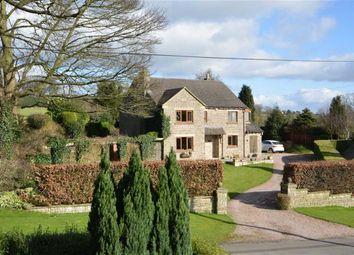 Thumbnail 4 bed detached house for sale in Trough Lane, Hulland Village, Ashbourne, Derbyshire