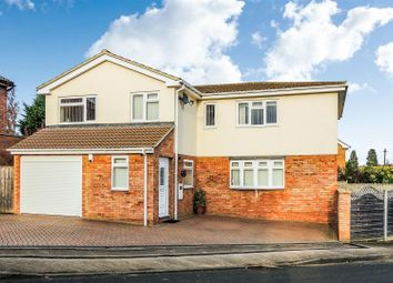 Thumbnail 5 bed detached house for sale in Park Leys, Daventry