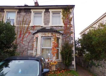 Thumbnail 2 bedroom semi-detached house for sale in Ashcombe Road, Weston-Super-Mare