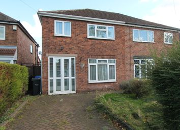 Thumbnail 3 bed semi-detached house to rent in Lechlade Road, Great Barr, Birmingham