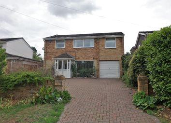 Thumbnail 4 bed detached house for sale in Butts Ash Lane, Hythe, Southampton