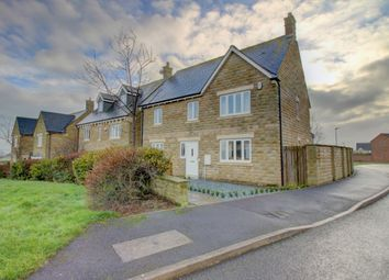 Thumbnail 4 bed detached house for sale in East Moor, Longhoughton, Alnwick