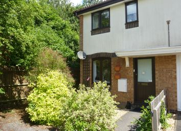 Thumbnail 2 bed end terrace house for sale in Springfield Drive, Totton, Southampton