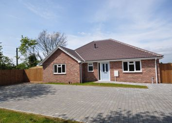 Thumbnail 3 bed detached bungalow for sale in Chapel Lane, Kirby Cross