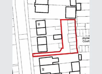 Thumbnail Parking/garage for sale in Garages To The Rear Of, 33-39 Greenford Avenue, Middlesex