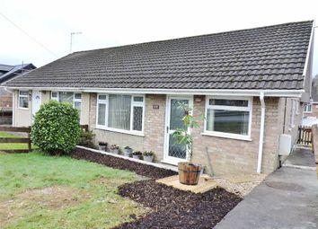 Thumbnail 3 bed semi-detached bungalow for sale in Delffordd, Rhos, Pontardawe