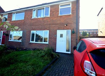 Thumbnail 3 bed semi-detached house to rent in Berry Street, North Wingfield, Chesterfield