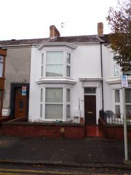 4 bed terraced house to rent in Alexandra Terrace, Brynmill Swansea SA2