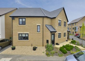Thumbnail 3 bed semi-detached house for sale in Kesteven Way, Little Stanion, Corby, Northamptonshire