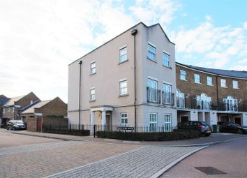 Thumbnail 4 bed town house for sale in Park Cliff Road, Greenhithe