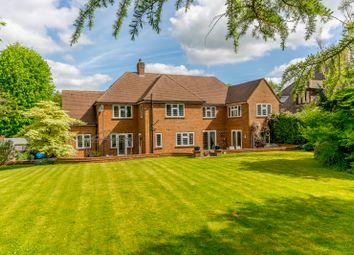 Thumbnail 5 bed detached house for sale in Clifton Road, Chesham Bois, Amersham