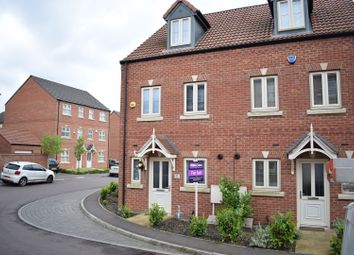 Thumbnail 3 bed semi-detached house for sale in Bakewell Lane, Nottingham