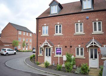 Thumbnail 3 bedroom semi-detached house for sale in Bakewell Lane, Nottingham