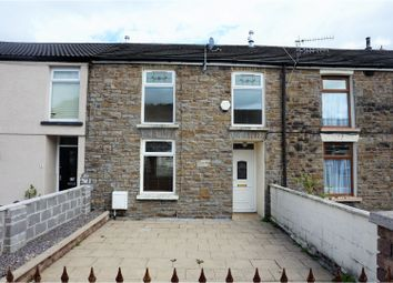 Thumbnail 3 bed terraced house for sale in Bute Street, Treorchy