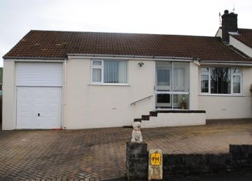 Thumbnail 2 bed bungalow for sale in Ballaterson Crescent, Peel, Isle Of Man